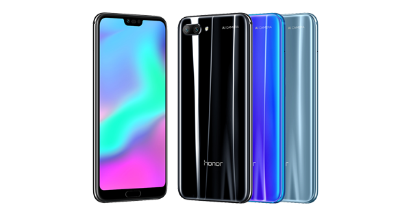Honor 10 test avis complet