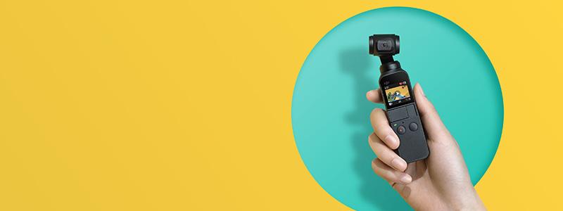 Avis et test complet de la caméra DJI Osmo Pocket