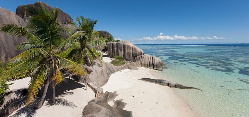 L'Anse Source d'Argent, Seychelles